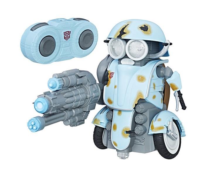 Transformers Робот на дистанционном управленииРобот на дистанционном управленииИнтерактивная игрушка Transformers Робот на дистанционном управлении управление осуществляется дистанционно, с помощью пульта. Он издает всевозможные звуки, двигается (вперед, назад, поворачивается на 360 градусов), а его глаза-фары светятся. При желании к Сквиксу можно прикрепить бластер.  Игра с реалистичным интерактивным трансформером будет интересной и увлекательной: можно разыгрывать сценки из нового фильма или придумать собственные приключения.  Особенности: копия персонажа фильма оснащен световыми и звуковыми эффектами двигается вперед, назад поворачивается на 360 градусов управляется с помощью пульта д/у открепляющийся бластер в комплекте. Высота: около 22 см.<br>