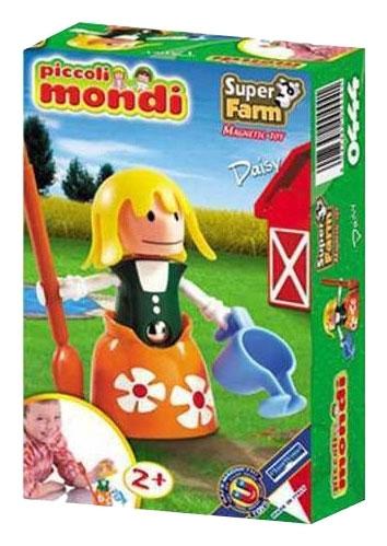 Конструктор Plastwood Piccoli Mondi Super Farm Daisy