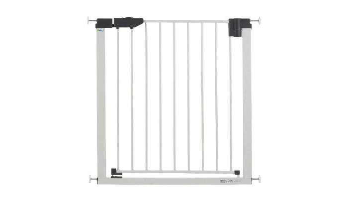 Безопасность ребенка , Барьеры и ворота Geuther Ворота безопасности Easylock Light 74  83 см арт: 43432 -  Барьеры и ворота