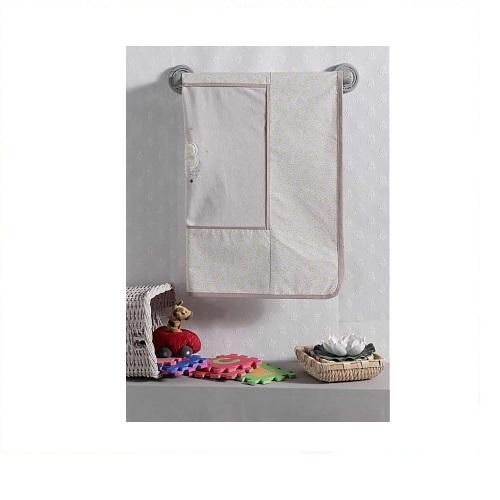 Постельные принадлежности , Пледы Kidboo Butterfly хлопок/велюр арт: 43510 -  Пледы