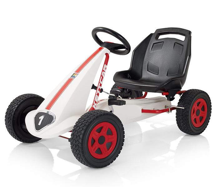 Детский транспорт , Педальные машины Kettler Веломобиль Кетткар Daytona арт: 43558 -  Педальные машины
