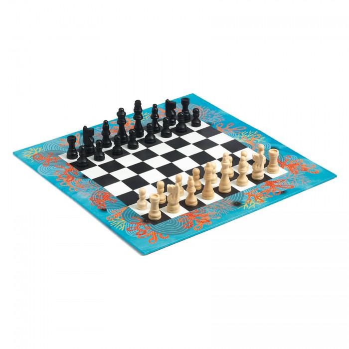 Игры для школьников Djeco Шахматы 05216, Игры для школьников - артикул:435689