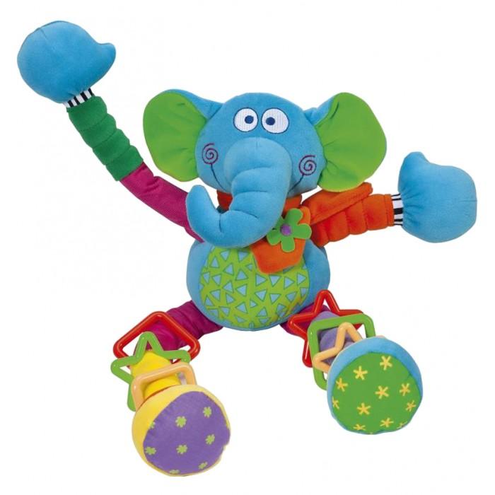 Подвесные игрушки Bebe Confort Танцующий слоненок подвесные игрушки мир детства мини подвеска слоненок