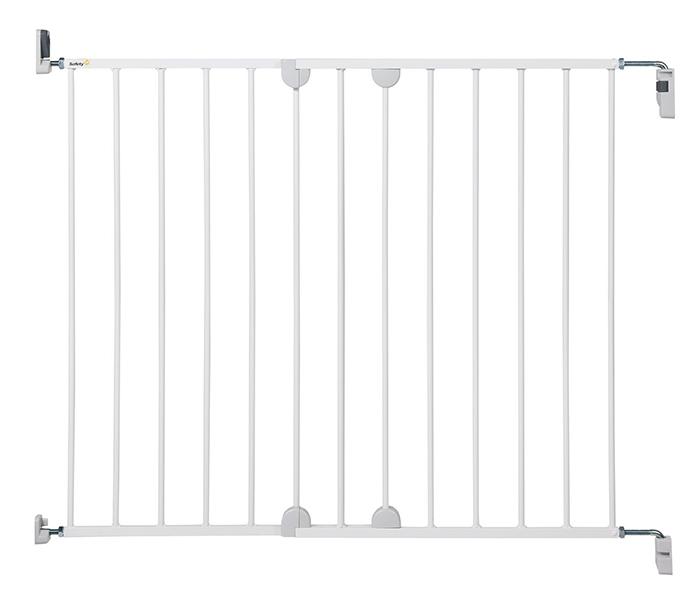 Безопасность ребенка , Барьеры и ворота Safety 1st Ворота безопасности Wall Fix metal extending gate 62-102 см арт: 43707 -  Барьеры и ворота