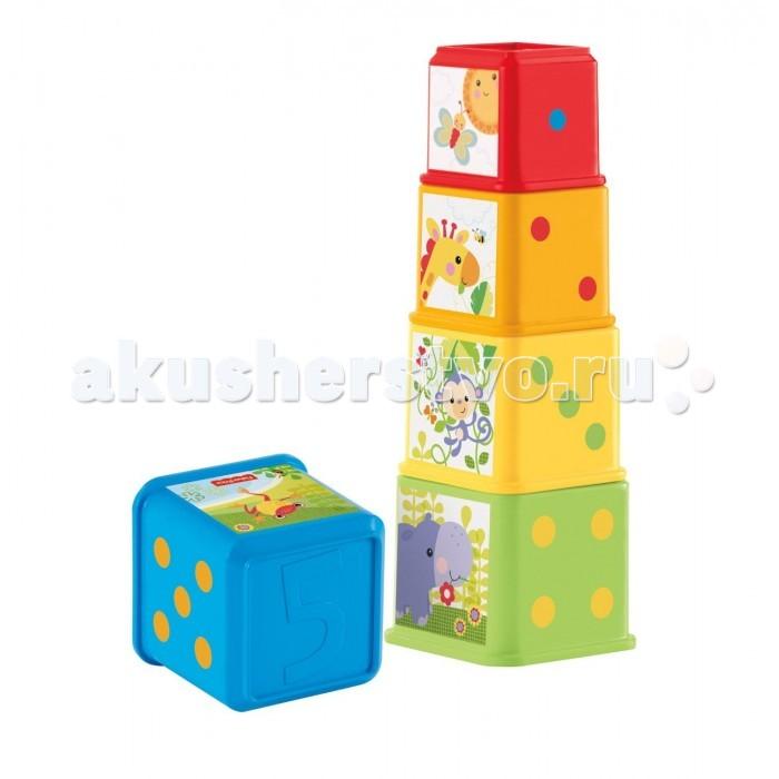 Развивающие игрушки Fisher Price Mattel Пирамида сложите и исследуйте блоки развивающие коврики fisher price mattel 3 в 1 розовые джунгли