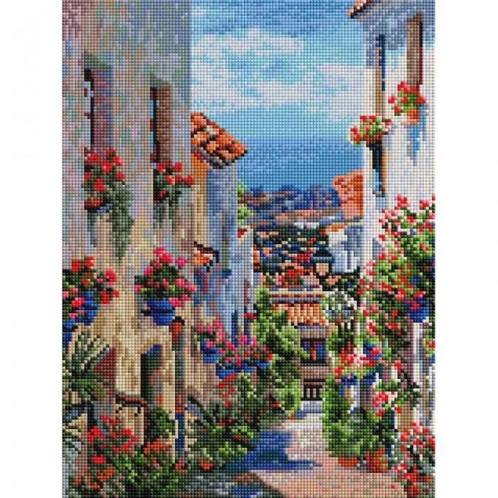 Купить Картины своими руками, Белоснежка Мозаичная картина Испания. Михас 285-ST-S