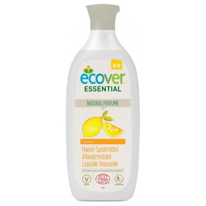 Бытовая химия Ecover Жидкость для мытья посуды с лимоном Essential 500 мл ecover экологическая жидкость для мытья посуды с лимоном и алоэ верой