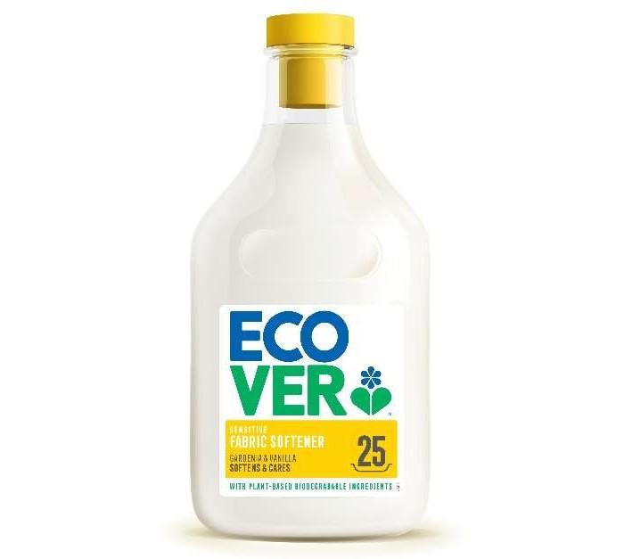 Бытовая химия Ecover Смягчитель для стирки белья с ароматом гардении и ванили 750 мл ароматизатор auto perfume цвет оранжевый зеленый с ароматом ванили ph3091 01
