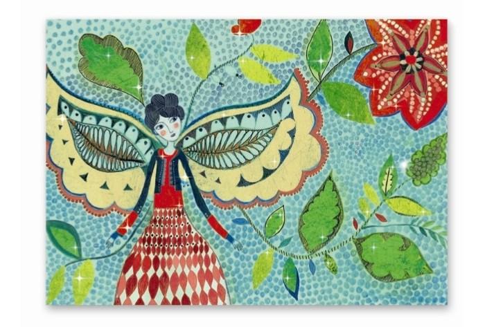 Наборы для творчества Djeco Набор для творчества Светлячки наборы для творчества русский стиль плетение из фольги
