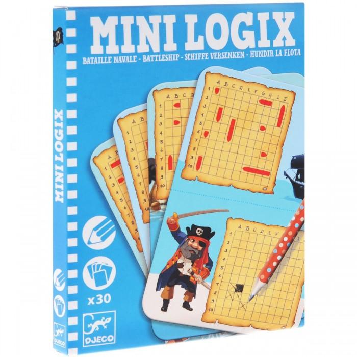 Настольные игры Djeco Мини игра Морской бой золотое кольцо ювелирное изделие 69299 page 3