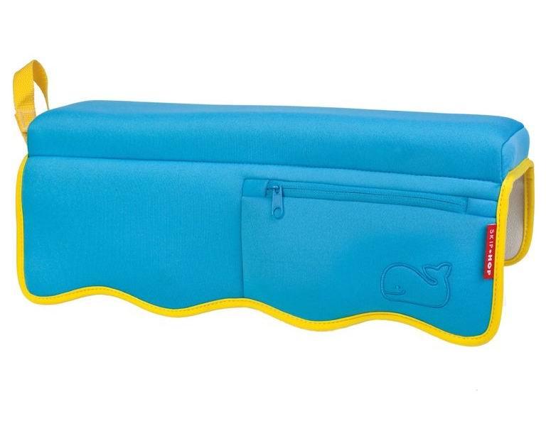 Купание малыша , Аксессуары для ванн Skip-Hop Накладка на край ванной под локти мамы Elbow Saver Moby арт: 43934 -  Аксессуары для ванн