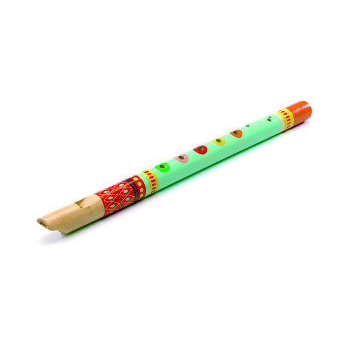 Деревянные игрушки Djeco Флейта 06010 акация lovebird флейта флейта floral flush флейта флейта флейта флейта флейта флейта флейта флейта флейта оркестр beginner xs1002