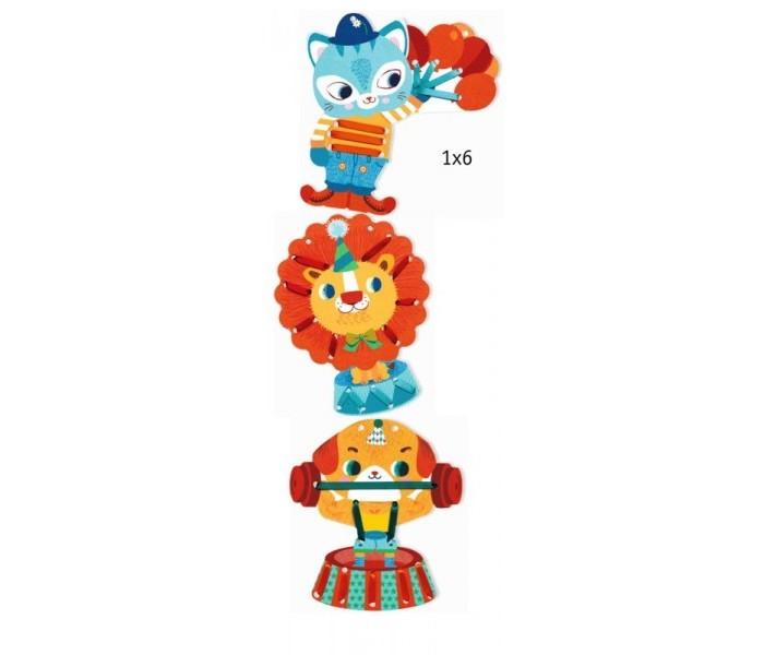 Наборы для творчества Djeco Набор для творчества Большой парад наборы для творчества 4м фигурки из формочки принцесса 00 03528