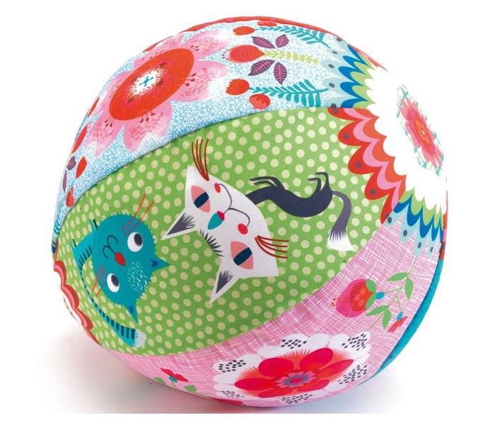 Мячики и прыгуны Djeco Мячик Сад мячики и прыгуны djeco мячик сад