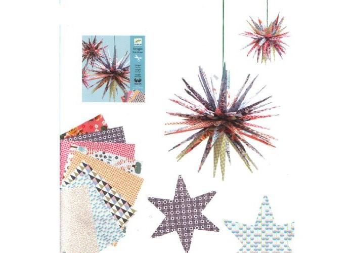 Наборы для творчества Djeco Набор для творчества Киригами Шар наборы для творчества djeco набор для творчества цветочная гармония