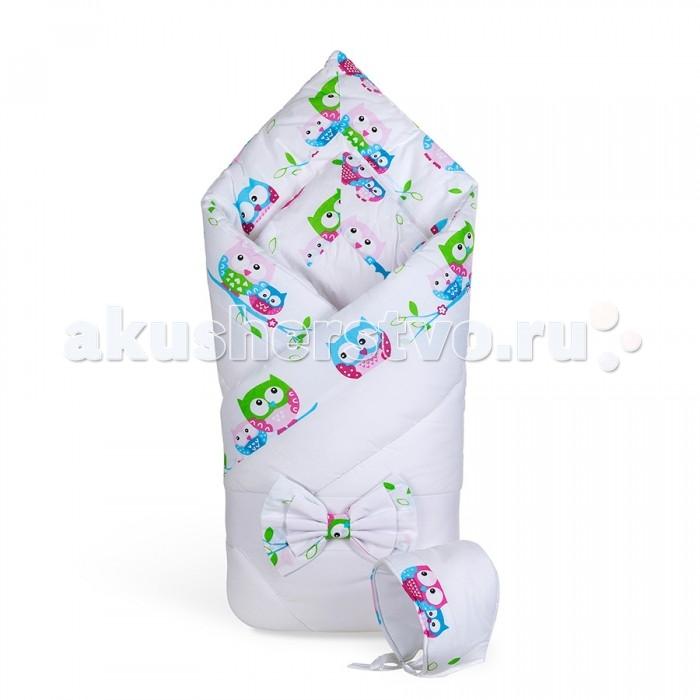 Детская одежда , Конверты на выписку Pituso Конверт-одеяло Сова арт: 441344 -  Конверты на выписку