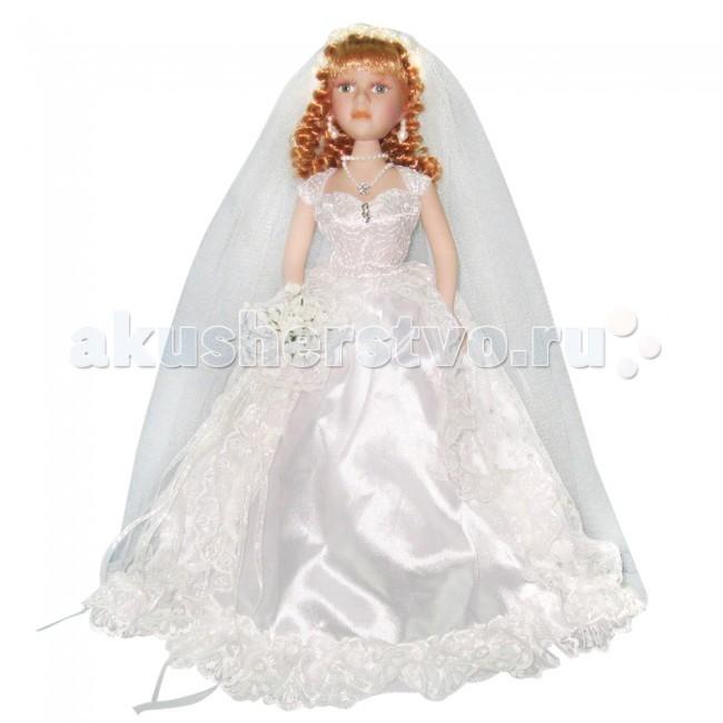 Куклы и одежда для кукол Lisa Jane Кукла фарфоровая Долорес 12 30.5 см lisa corti короткое платье