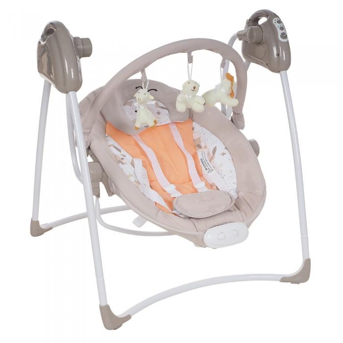 Детская мебель , Электронные качели Pituso Peach 2 в 1 арт: 441609 -  Электронные качели