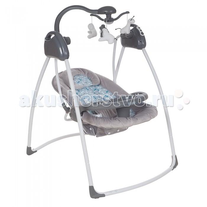 Детская мебель , Электронные качели Pituso Celeste арт: 441624 -  Электронные качели