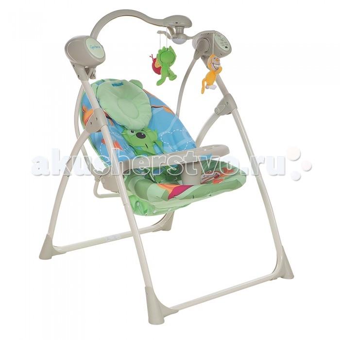 Детская мебель , Электронные качели Pituso Gerbera арт: 441639 -  Электронные качели