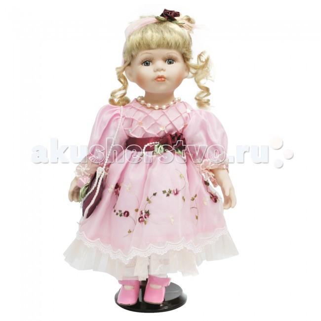Куклы и одежда для кукол Lisa Jane Кукла фарфоровая Мелания 14 35.5 см куклы lisa jane кукла фарфоровая ребекка