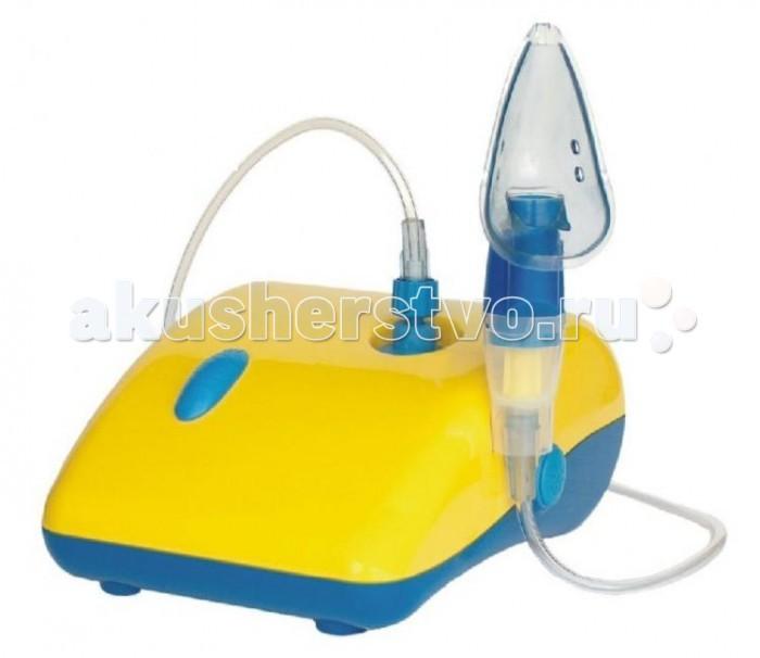Гигиена и здоровье , Ингаляторы Med2000 Компрессорный небулайзер ингалятор Allegro P3 арт: 442224 -  Ингаляторы
