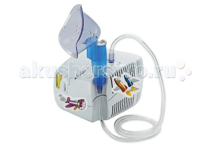 Гигиена и здоровье , Ингаляторы Med2000 Компрессорный небулайзер ингалятор CX Aero kid арт: 442379 -  Ингаляторы