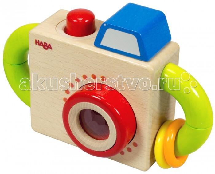 Деревянные игрушки Haba Детская фотокамера детская мебель haba киев