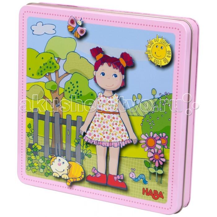Игры для малышей Haba Игра Кукла Лилли