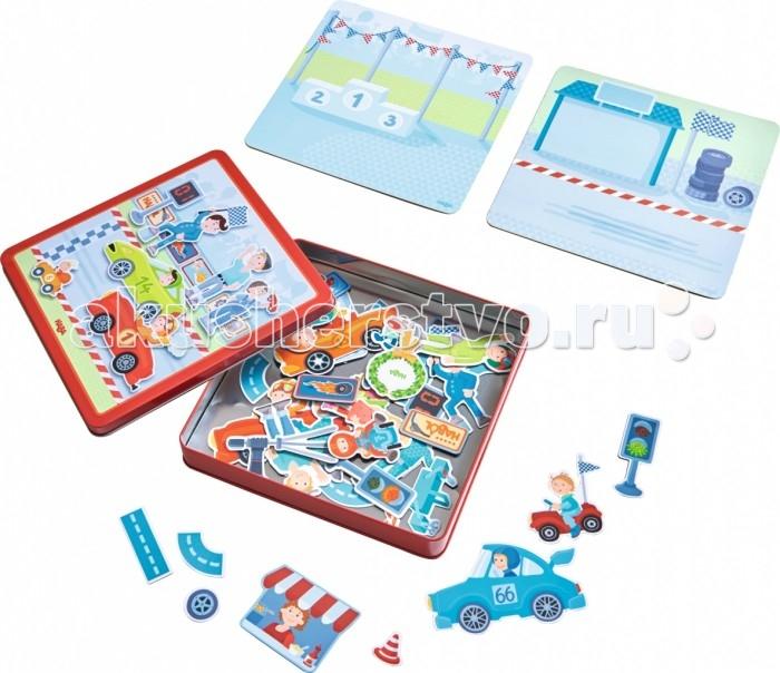 Игры для малышей Haba Игра Машинки