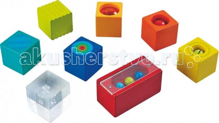 Деревянные игрушки Haba Кубики Открытие