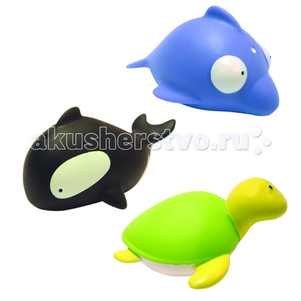 Игрушки для ванны MAPA baby Набор ПВХ для ванной Жители моря бордюр из пвх для ванной progress profiles в нижнем новгороде
