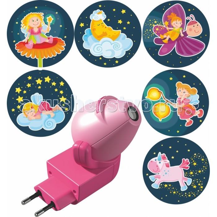 Детская мебель , Ночники Haba Проектор Волшебный фонарь Феи арт: 442774 -  Ночники