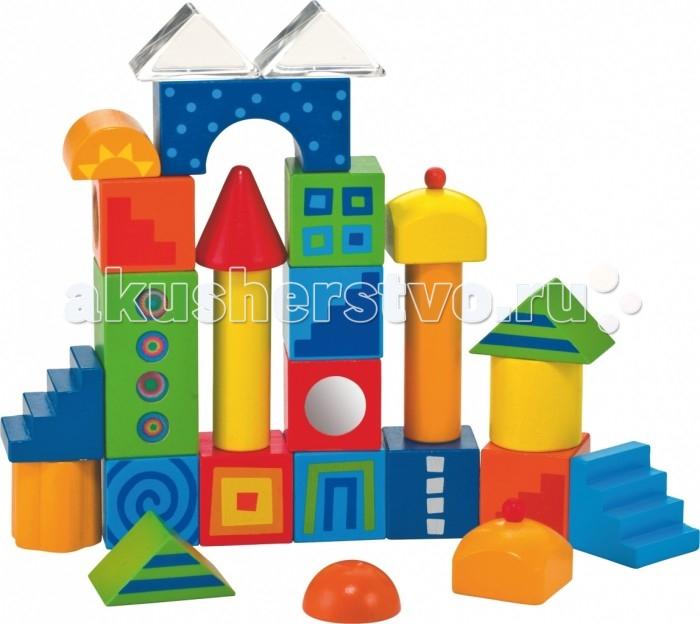 Деревянные игрушки Haba Конструктор Воображаемые блоки детская мебель haba киев