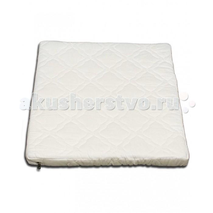 Накладки для пеленания Evoland Матрасик на пеленальный столик накладки для пеленания kipkep пеленальный коврик napper 63x35