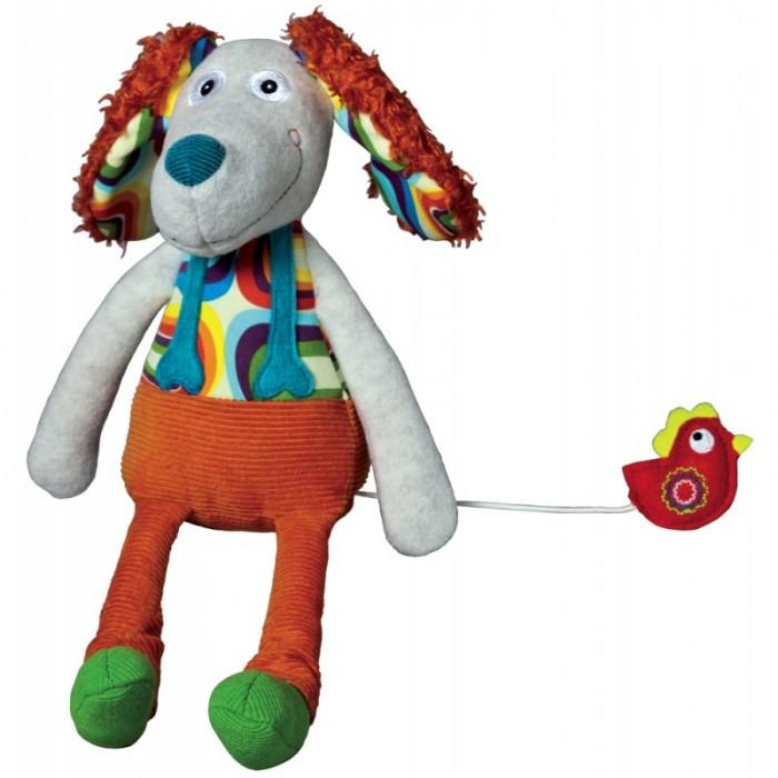 Музыкальные игрушки Ebulobo Песик Тони каталки игрушки ebulobo мишка большая