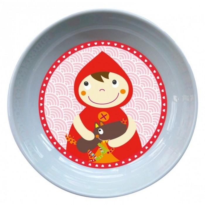 Купить Ebulobo Мисочка Красная Шапочка в интернет магазине. Цены, фото, описания, характеристики, отзывы, обзоры
