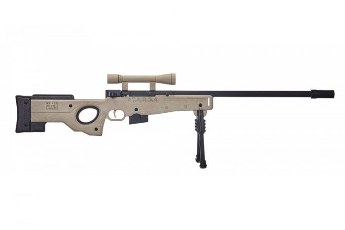 Конструкторы Targ Сборная деревянная модель AWP станки для заряжания патронов 12 калибра