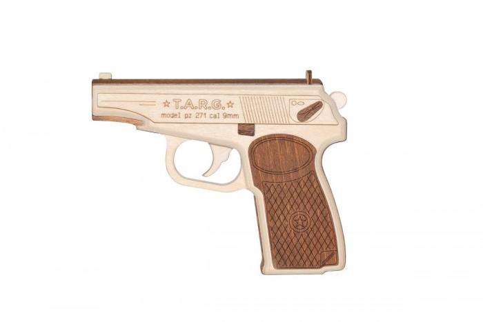 Конструкторы Targ Сборная деревянная модель PM-9 мм