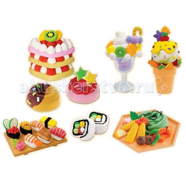 Всё для лепки Лавка Чудес Масса для лепки (10 цветов) наборы для лепки играем вместе масса для лепки winx украшения кольца