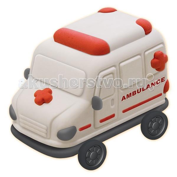 Всё для лепки Лавка Чудес Набор для лепки Машина скорой помощи всё для лепки playgo набор 8636