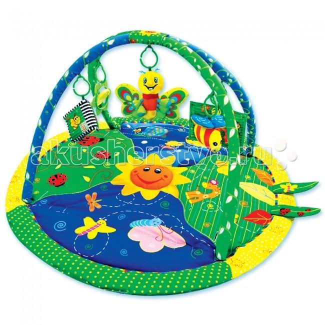 Развивающие коврики MAPA baby Цветущий сад с дугами 25992, Развивающие коврики - артикул:44525