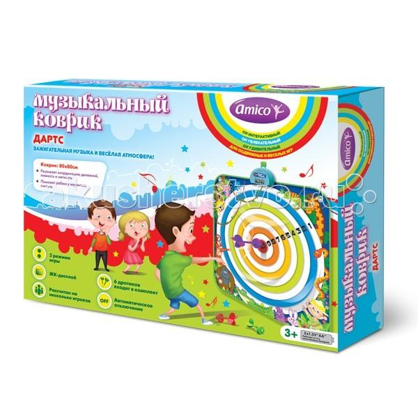 Игровые коврики Ami&Co (AmiCo) Дартс 20609
