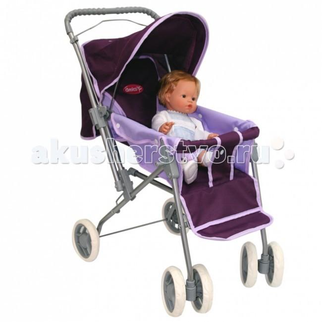 Коляски для кукол Mami 16415 цена и фото