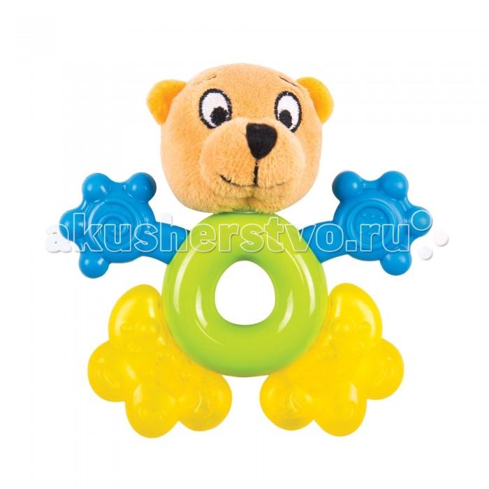 купить Погремушки Happy Snail Берни 17HST01BE в интернет-магазине