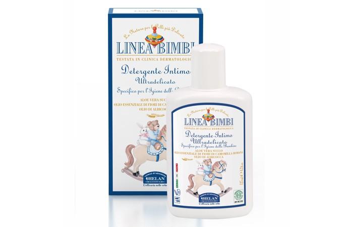 Косметика для новорожденных Helan Детское очищающее средство для интимной гигиены 125 мл интимная гигиена eveline cosmetics гель для интимной гигиены 3 в 1 для девочек в подростковом возрасте объем 250 мл