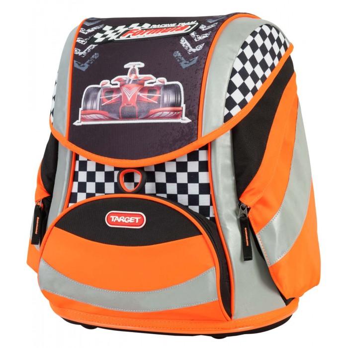 Развитие и школа , Школьные рюкзаки Target Collection Ранец Racing team арт: 446299 -  Школьные рюкзаки