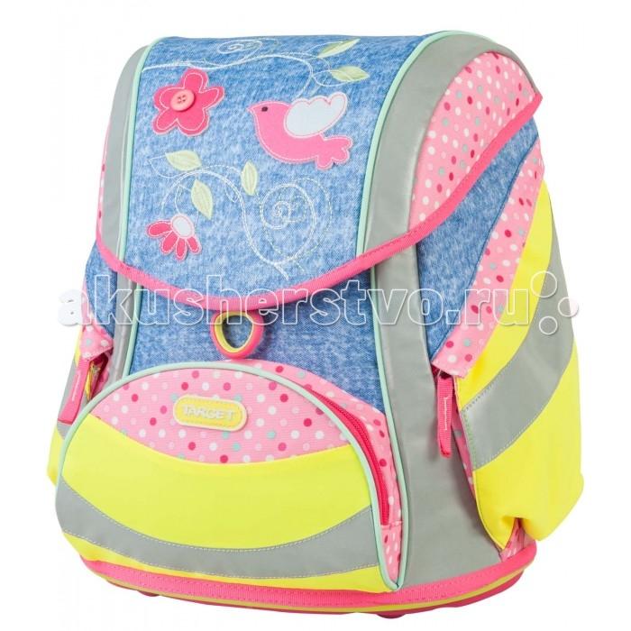 Развитие и школа , Школьные рюкзаки Target Collection Ранец Love bird арт: 446309 -  Школьные рюкзаки
