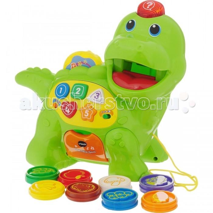 Развивающие игрушки Vtech Сластена Дино, Развивающие игрушки - артикул:446629