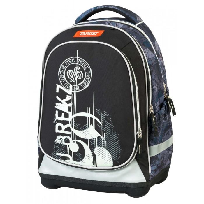 Развитие и школа , Школьные рюкзаки Target Collection Рюкзак супер лёгкий Break арт: 446879 -  Школьные рюкзаки